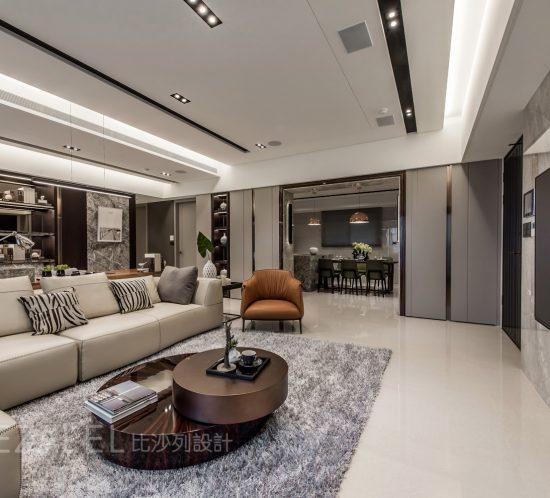 客廳裝潢設計-川詠山 Ⅱ