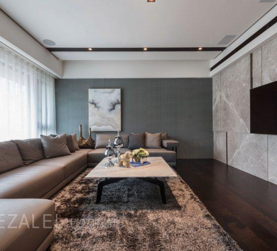 客廳裝潢設計-川詠山IV